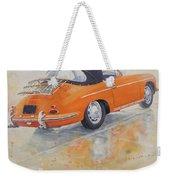1965 Porsche 356 C Weekender Tote Bag