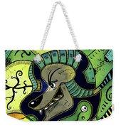 Anubis Weekender Tote Bag