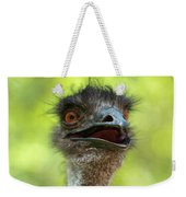 Australian Emu Outdoors Weekender Tote Bag