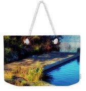 Autumn Colors In Kearney Lake Weekender Tote Bag
