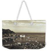 Avalon Harbor - Catalina Island, California Weekender Tote Bag