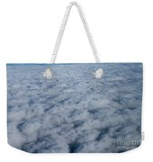 Beautiful Cloudscape High Up In The Sky. Weekender Tote Bag