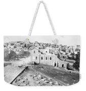 Bethlehem 19th Century Weekender Tote Bag