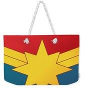 Captain Marvel 2019  Weekender Tote Bag