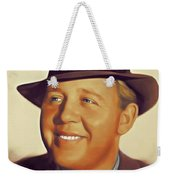 Charles Laughton, Vintage Actor Weekender Tote Bag