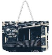 City News - Mansfield, Ohio Weekender Tote Bag