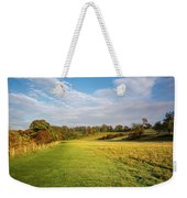 Easby To Richmond Weekender Tote Bag