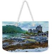 Eilean Donan Castle Weekender Tote Bag