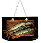Fresh Mackerels Weekender Tote Bag