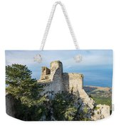Kantara Castle, Cyprus Weekender Tote Bag