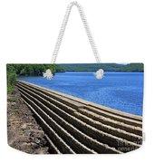New Croton Dam At Croton On Hudson New York Weekender Tote Bag
