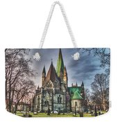 Nidaros Cathedral Weekender Tote Bag