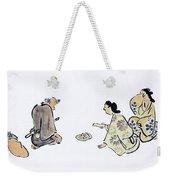 Oil Painting Weekender Tote Bag