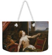 Old Age In Search Of Youth  Weekender Tote Bag