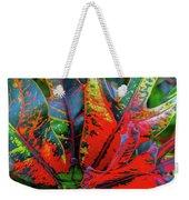 Plants And Leaves Hawaii Weekender Tote Bag