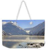 Portage Lake Alaska Weekender Tote Bag