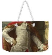 Portrait Of Richard Milles  Weekender Tote Bag