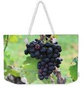 Purple Grape Bunches 17 Weekender Tote Bag