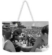 Raul Castro  Weekender Tote Bag