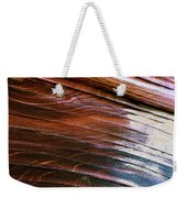 Rock Formations, Vermillion Cliffs Weekender Tote Bag