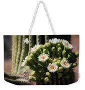 Saguaro Blossoms  Weekender Tote Bag