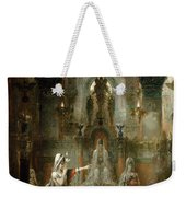 Salome Dancing Before Herod Weekender Tote Bag