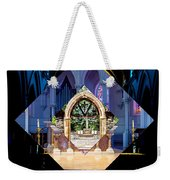The Altar Weekender Tote Bag by William Norton