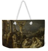 The Lamentation Over The Dead Christ  Weekender Tote Bag