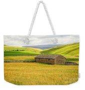 Yorkshire Dales Landscape Weekender Tote Bag