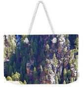 2014 Valentine Mountain Trip Weekender Tote Bag