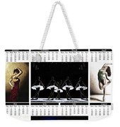 2019 High Resolution R Young Art Dance Calendar - Available Artw Weekender Tote Bag