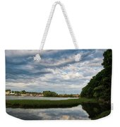 The Bass River Weekender Tote Bag
