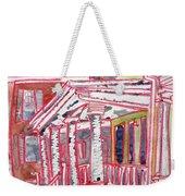 2208 Market Street 3 Weekender Tote Bag