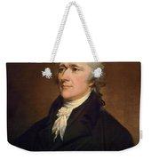 Alexander Hamilton Weekender Tote Bag