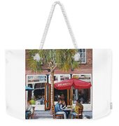 2nd Sunday Lunch On King St. Weekender Tote Bag
