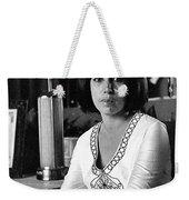 a Cuban woman Weekender Tote Bag