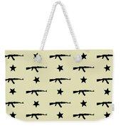 Ak-47 Pattern Weekender Tote Bag