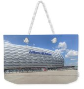 Allianz Arena Munich  Weekender Tote Bag