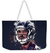 Denver Broncos.case Keenum. Weekender Tote Bag