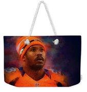 Denver Broncos.von Miller. Weekender Tote Bag