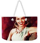 Dorothy Dandridge, Hollywood Legend Weekender Tote Bag