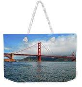 Golden Gate Bridge Weekender Tote Bag