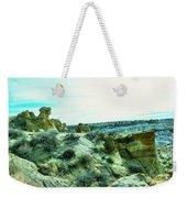 High Desert Landscape Weekender Tote Bag