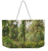 Poplars  Eragny  Weekender Tote Bag