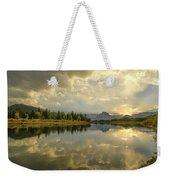 Snake River Weekender Tote Bag