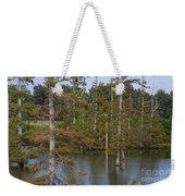 Tennesse Cypress In Wetland  Weekender Tote Bag