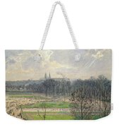 The Garden Of The Tuileries On A Winter Afternoon  Weekender Tote Bag