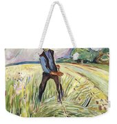 The Haymaker  Weekender Tote Bag