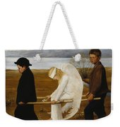 The Wounded Angel Weekender Tote Bag