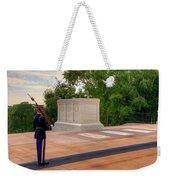 Tomb Of The Unknown Soldier Weekender Tote Bag